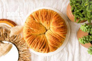 Yumak Rulo Ekmek (Wool Roll Bread) Tarifi