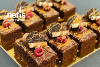 Çikolatalı Kek Dilimleri Tarifi