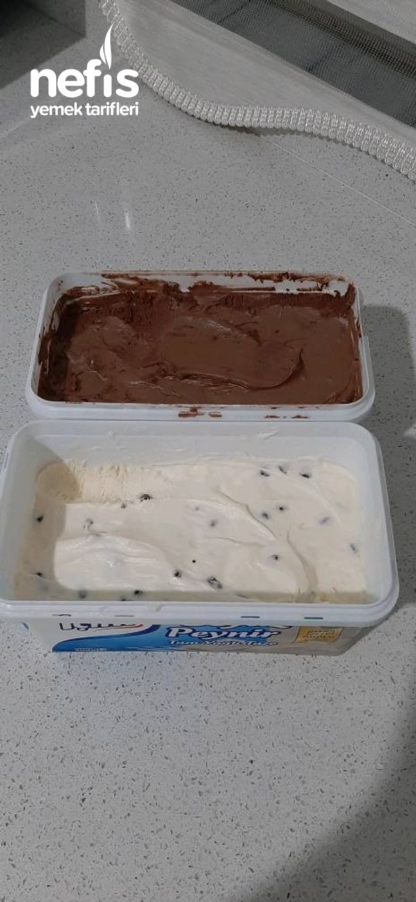Ev Yapımı Enfes Dondurma