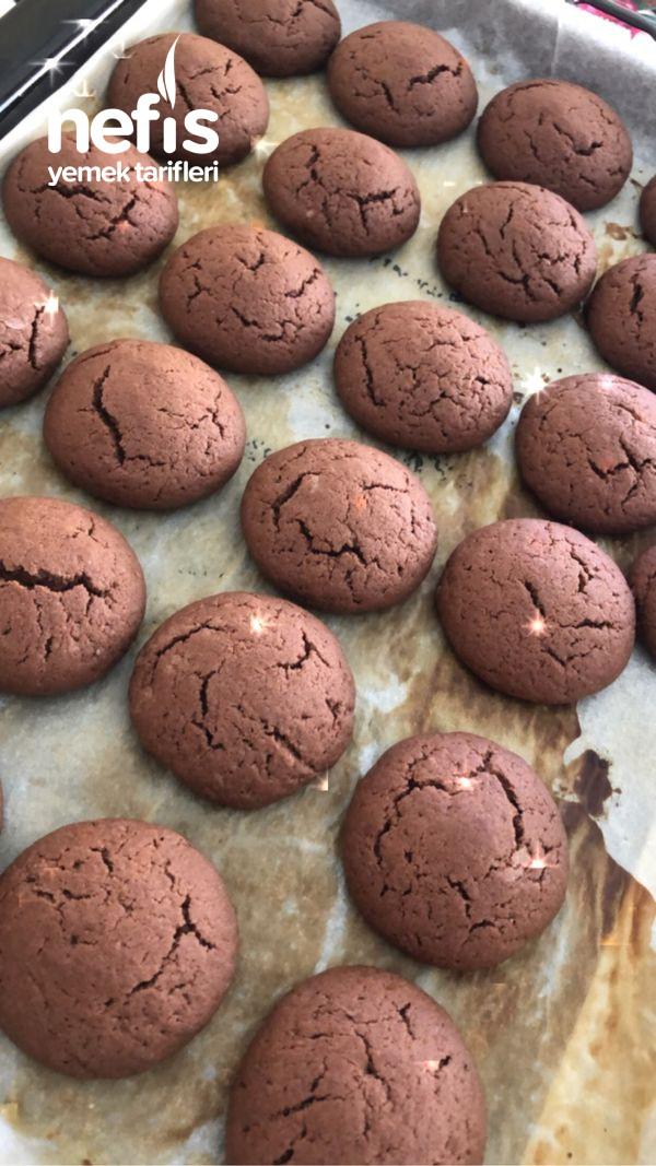 Sütlü Brownie Kurabiye