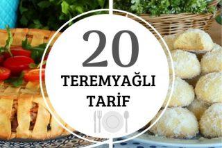 Teremyağlı 20 Nefis Tarif Tarifi