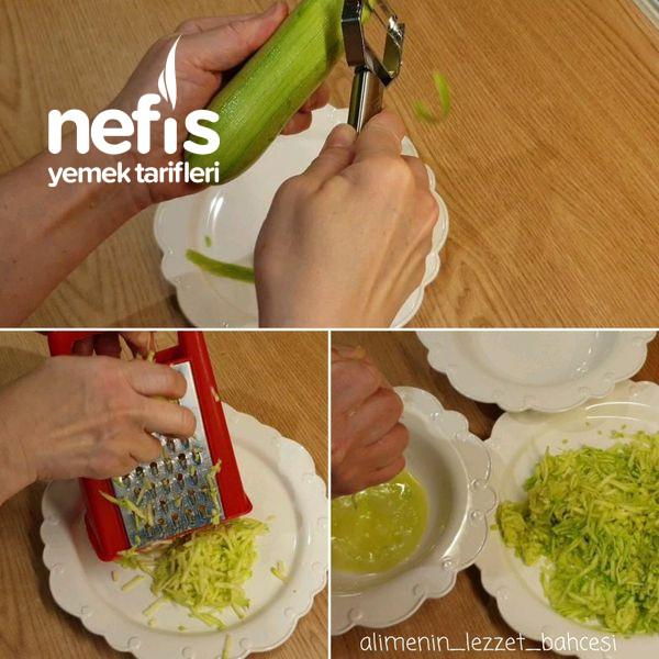 Yoğurtlu Ve Dereotlu Kabak Salatası (Videolu)