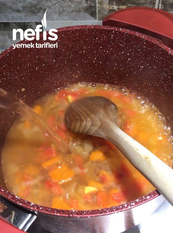 Bebeklere Bamya Çorbası 10+