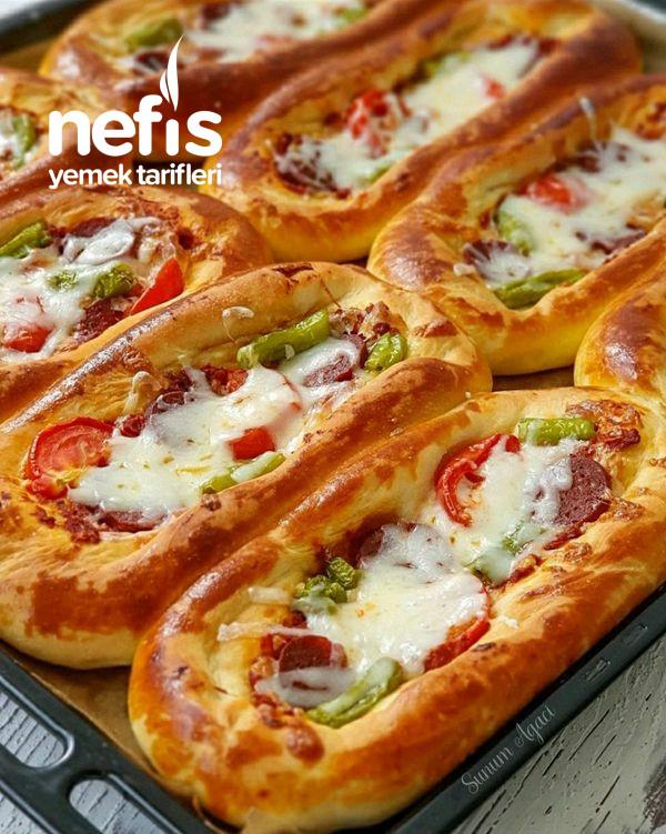 Puf Puf Pizza Pideler
