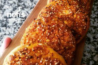 Biberli Ekmekler Acı Sevenler İçin İdeal Bir Lezzet️ Tarifi