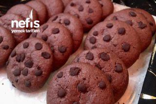 Evde Damla Çikolata Tarifi Ve Kurabiye Tarifi (Videolu)