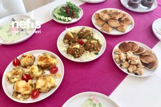 Beş Çayı Masası Tarifi