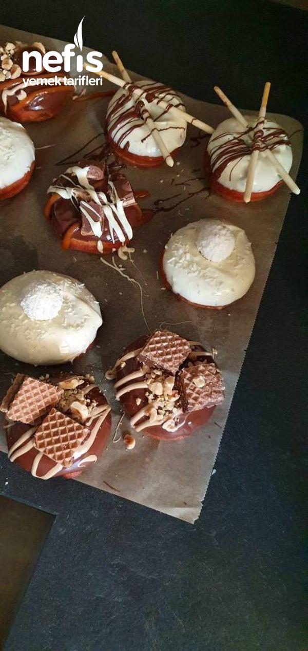 Donut (İçi Dolgulu)