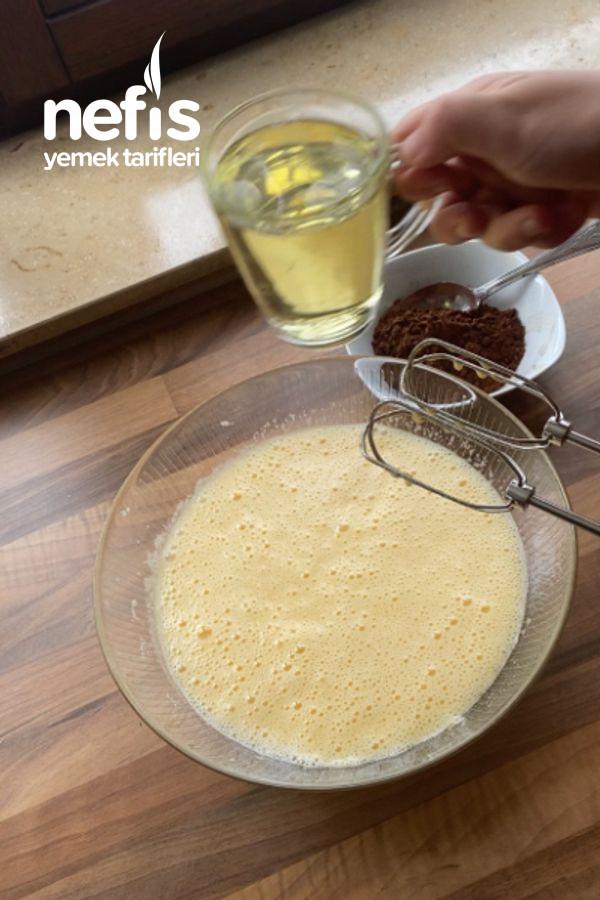 Sufle Tadında Enfes Islak Kek