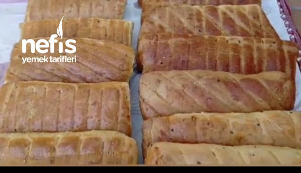 Diyarbakır Usulü Çörek Yapılışı