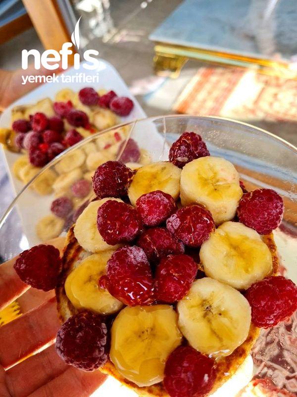 Diyet Meyveli Wafle Sağlıklı Çocuklar Bile Bayılıyor