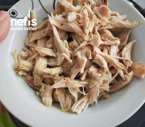 Tavuk Suyu Çorbası
