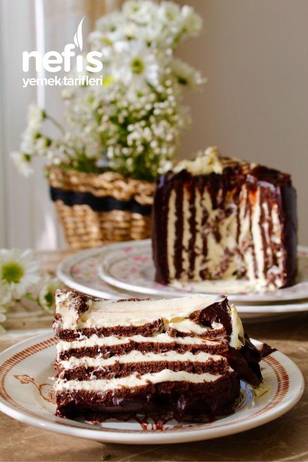 Tüm Püf Noktalarıyla Çikolatalı Mini Pasta