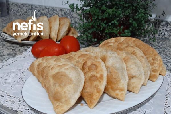 Çi Börek Tadında Patatesli Börek (Maya Ve Kabartma Tozu Yok)