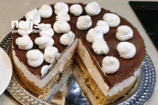 Pişmeyen Pasta Tarifi (Videolu)