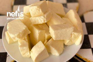 Lokum Gibi Ev Yapımı Peynir Muhteşem Oldu Tarifi