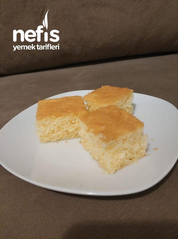 Glutensiz Sade Kek