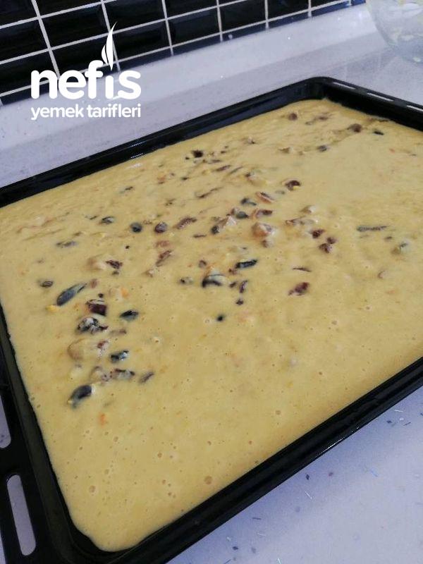 Hazır Kek (Meyveli Kek)