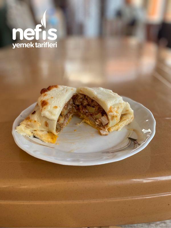 Krepli Tavuklu Sultan Kebabı