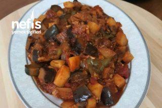 Patlıcan Yemeği (Kuzu Kol Yağı İle) Tarifi