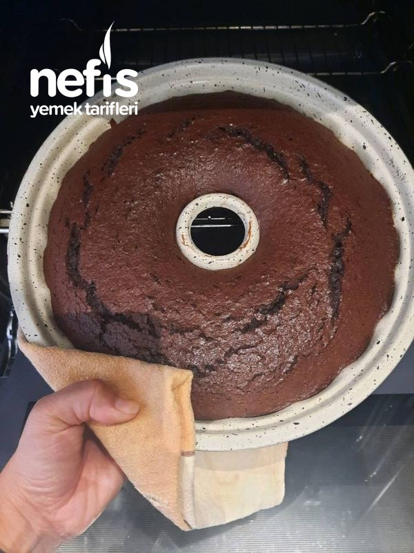 Nescafe Soslu Islak Kek