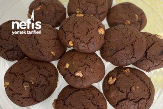 Çikolata Rüyası Cookie Tarifi