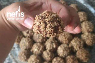 Çikolatalı Mısır Gevrekli Kurabiye Tarifi