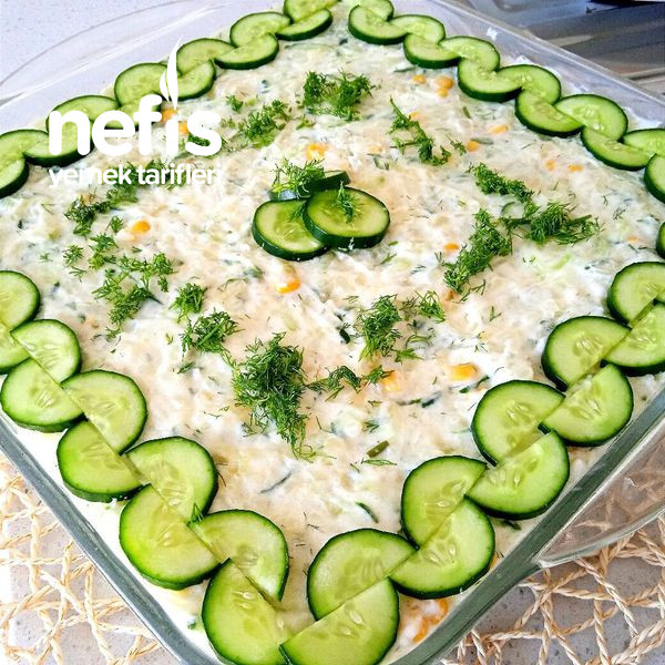 Çok Lezzetli Patates Salatasi
