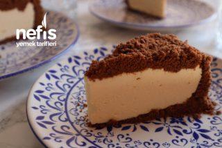 Fırınsız Kremalı Pasta Tarifi