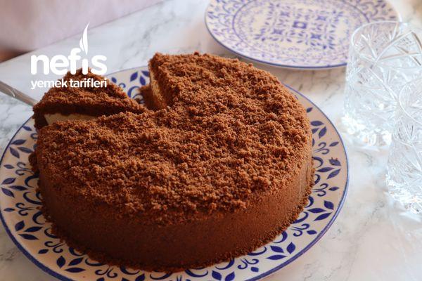 Fırınsız Kremalı Pasta