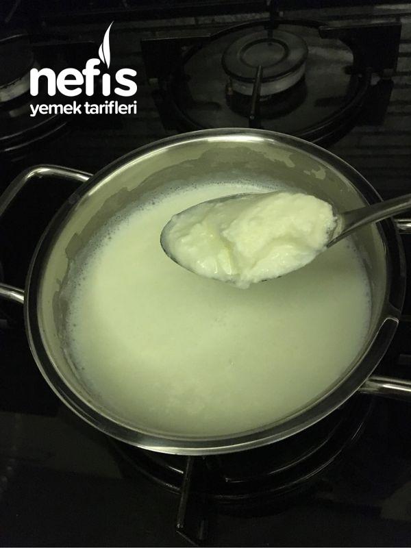 Lor Peyniri Yapımı