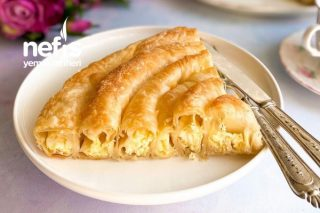 Peynirli Boşnak Böreği Tarifi