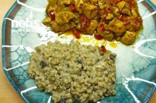 Kremalı Buğday Yemeği Tarifi