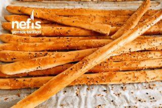 Pastane Çubuk Krakeri (Kırık Krak) Tarifi