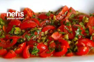 Bu Salatayı Yapın Vazgeçemezsiniz Tarifi
