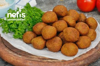 Lezzeti Garanti: Falafel (Nohut Köftesi) Tarifi