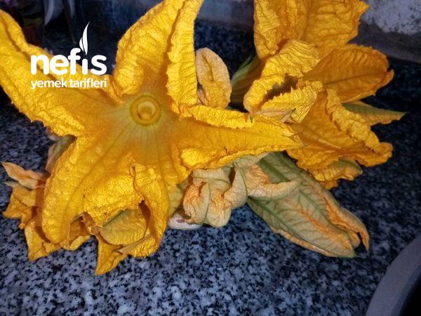 Kabak Çiçeği Kızartması