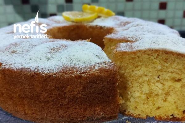 Limonlu Kek (Videolu)