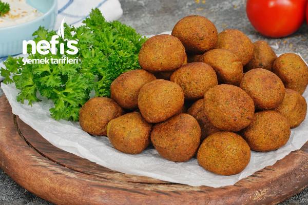 Lübnan Köftesi (Falafel)
