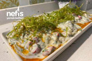 Nefis Bir Yeşil Fasulye Salatası Tarifi