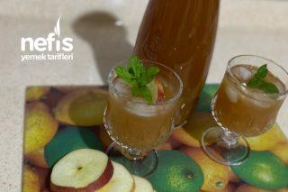 Elmalı Soğuk Çay Tarifi