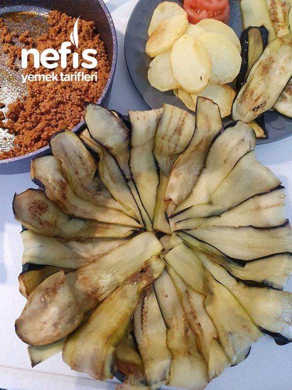 Patlıcan Kapama (Kıymalı)