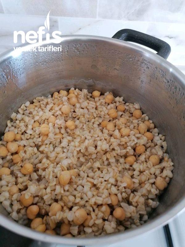 Buğday Çorbası (Yoğurtlu Soğuk Çorba)
