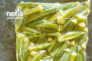 Dondurucuya Bamya (Tadında Kokusunda Hiç Değişiklik Olmaz) İster Kızart İster Yemek Yap Tarifi
