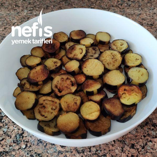 Fırında Patlıcan Musakka