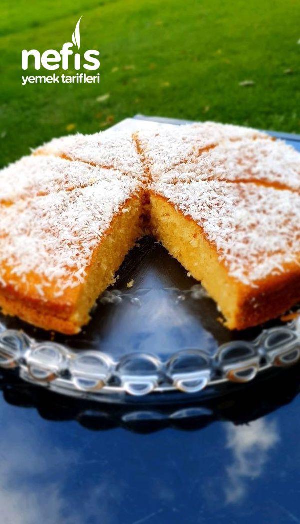 Az Malzemeli Yumuşacık Reçelli Kek