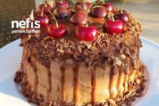 Çikolatalı Yaz Pastası Tarifi