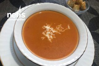 Domates Çorbası Videolu Tarifi