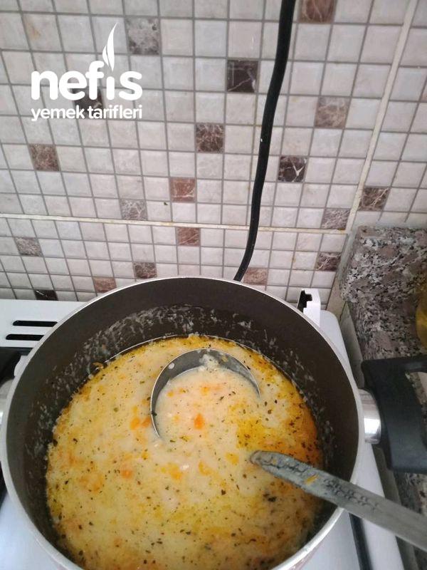 Osmanlı Mutfağının Vazgeçilmez Çorbası Pratik Terbiyeli Arpa Şehriye Çorbası