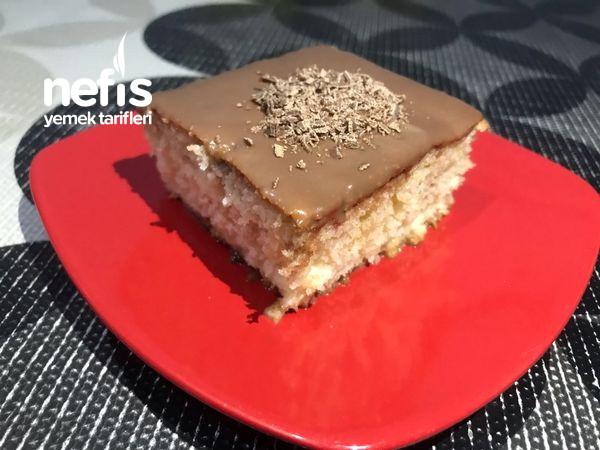 Sütlü Şerbetli Bol Çikolatalı Yumuşacık Bir Tatlı Videolu